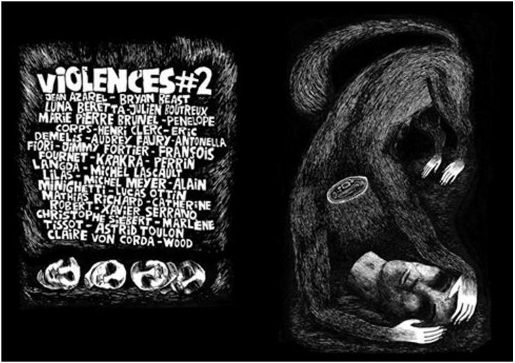 Violence 2 visuel